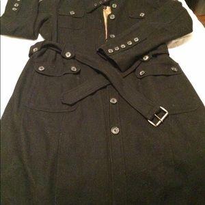 Esprit wool trench coat